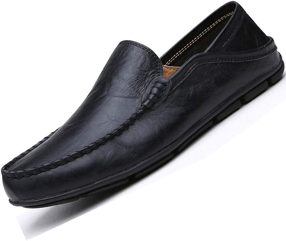 Max 70% OFF Lapens Men's Driving Shoes Premium Leather service Slipp Fashion Genuine