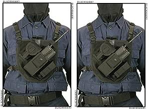 BLACKHAWK! Patrol Radio Chest Harness (Pack of 2)
