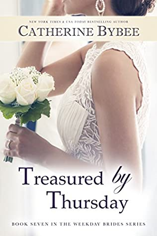 book cover of Treasured by Thursday