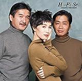 CD & DVD THE BEST ハイ·ファイ·セット