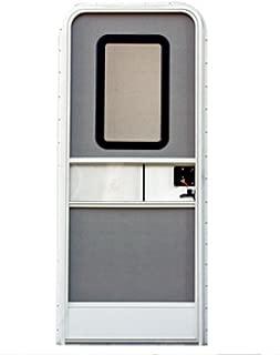 AP Products 26 Inch x 72 Inch 015-217709 RV Radius Entrance Door-26