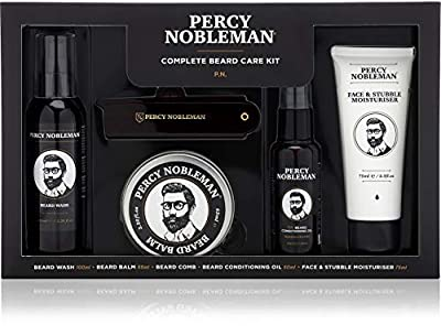 Percy Nobleman Complete Beard