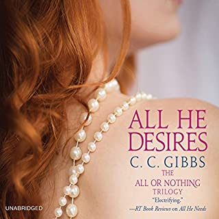 All He Desires audiobook cover art