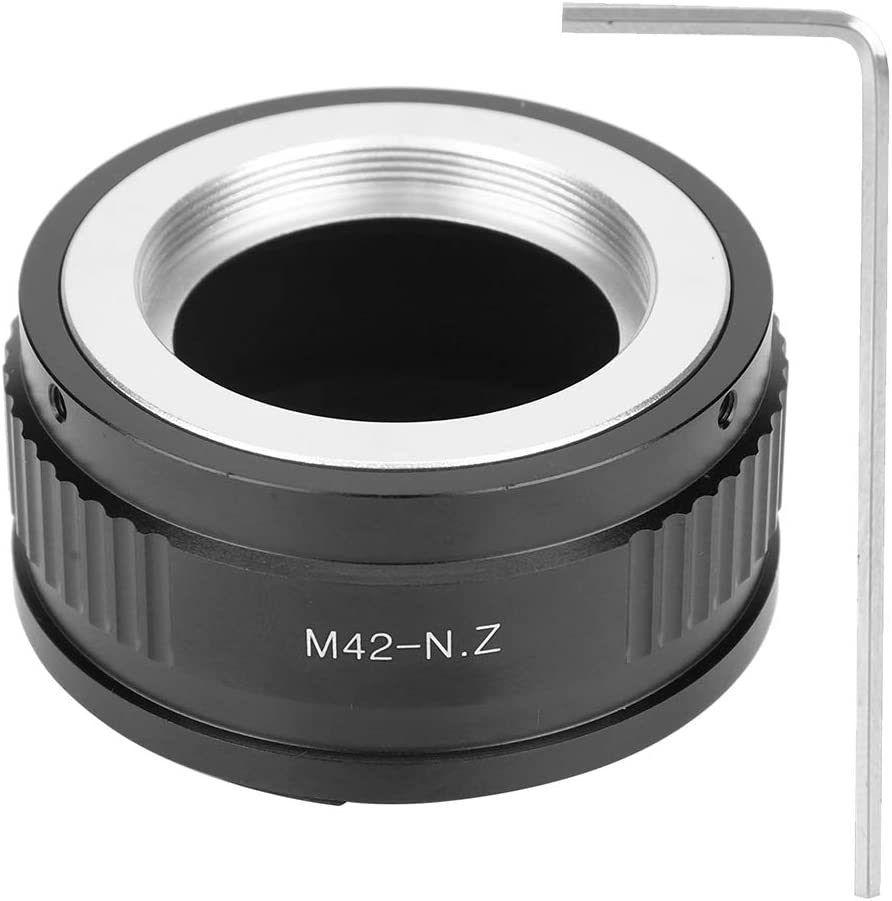 YUANJS Camera Lens 35% OFF Ranking TOP10 Adapter Ring Mount M42-Z M42 Le