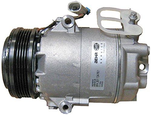BEHR HELLA SERVICE 8FK 351 134-761  Compresor, aire acondicionado