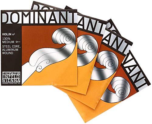 Dominant Strings 135 - Set corde per violino 3/4