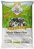 24 Mantra Organic Whole Wheat Atta - 20 Lb, (Pack of 1)