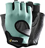 Glofit Freedom Workout Gloves, Knuckle Weight Lifting Shorty...