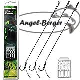 Angel Berger Carp Series  Rig Ring Round Karpfenkleinteile Carptackle