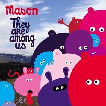 They Are Among Us (Bonus Track Version)