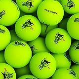 Links Choice Unisex 12Dual Titan Vibe Optik matt Finish Golf Bälle, Grün