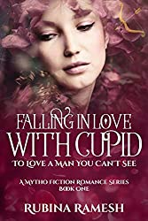 Book Cover of FALLING IN LOVE WITH CUPID new release