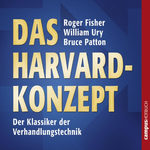 Das Harvard-Konzept audiobook cover art