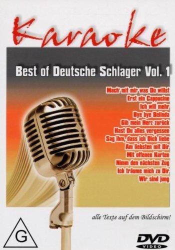 Best of Karaoke - Deutsche Schlager Vol. 01