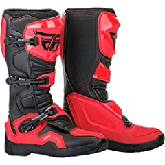 FLY Racing puts the soul of their brand in the sole of their boots. The Maverik boot's decade-long global success in the market has propelled FLY towards the next step. Not only did they revamp and improve the Maverik from the ground up, they also cr...