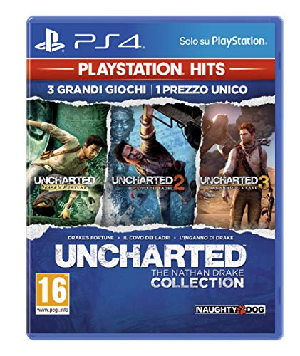 Giochi per Console Sony Entertainment UNCHARTED The Nathan Drake Collection PS HITS