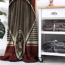 KFUTMD Throw Blanket 1950s Classic Car Dashboard Clock Bedroom Dorm Sofa Nursery Crate Livingroom Couch Bed Camping W40 xL60