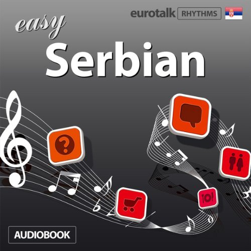Rhythms Easy Serbian audiobook cover art
