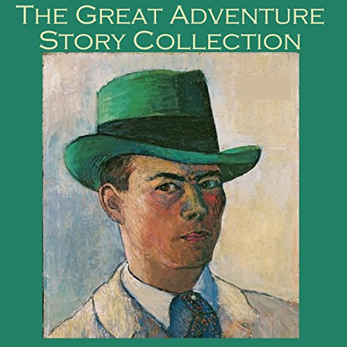 The Great Adventure Story Collection audiobook cover art