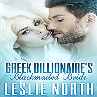 Greek Billionaire's Blackmailed Bride cover art