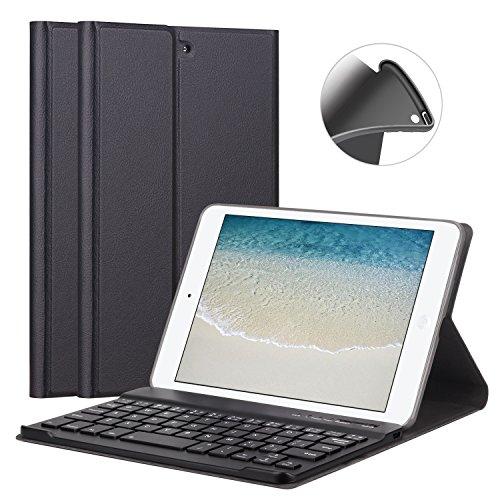 GOOJODOQ iPad Mini 1/2/3 Tastatur Hülle 7.9