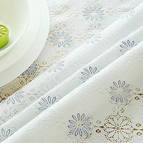 Hanggg Tischdecke Wasserdicht Gegen Verbrühung Ölfrei Einweg Nordic Couchtisch Tischdecke Schreibtisch Student Tischdecke PVC Tischdecke Tischmatte