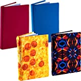 Jumbo, Stretchable Book Cover Color 4 Pack. Fits Most Hardcover...