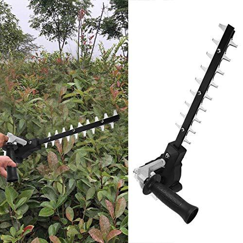 Heckenscherenaufsatz, Heckenscherenadapter, Hohe Qualität zum Trimmen von Sträuchern