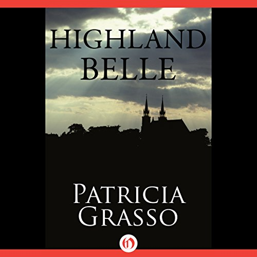 Highland Belle audiobook cover art