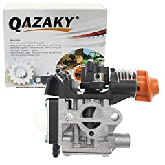 ✪ Package includes: 1 x carburetor. ✪ Replacement for Stihl FS94 KM94 Strimmer String Trimmer Weedeater Chainsaw Brushcutter. ✪ Replaces part number: 4149-120-0600 41491200600. Replacement for Zama part number: RC2-S243A / 617C. ✪ This new carburetor...