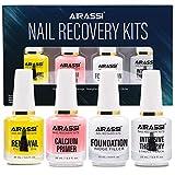 Airassi Nail Recovery kit, Ridge Filler,Cuticle Oil,Calcium...