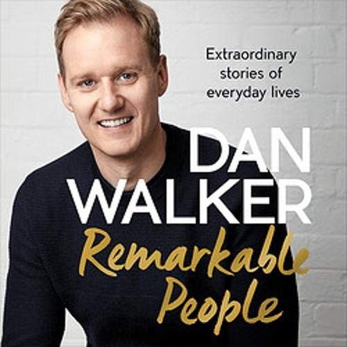 Remarkable People cover art