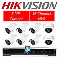 HIKVISION PoE NVR ネットワークビデオレコーダー