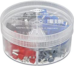 Knipex 97 99 908 Assortment Box With Twin End Sleeves (Ferrules)