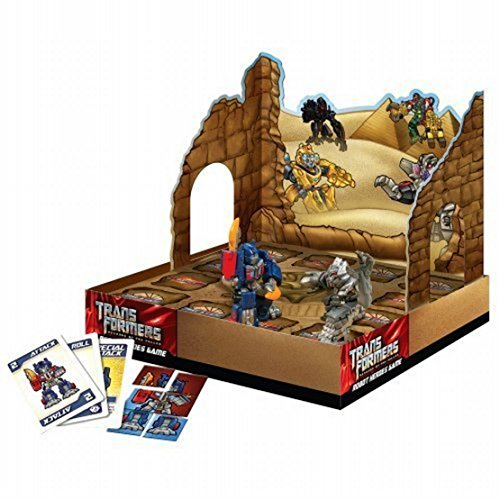 Transformers - Revenge Of The Fallen Board Game [Toy]