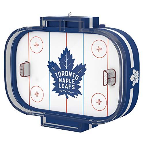 Hallmark Keepsake Christmas Ornament 2020, NHL Toronto Maple Leafs With Sound