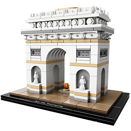 LEGO Architecture Arc De Triomphe 21036 Building Kit