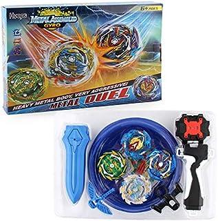 NT-158-8-Battling Top Battle Burst High Performance Set, Birthday Party School Gift Idea Toys