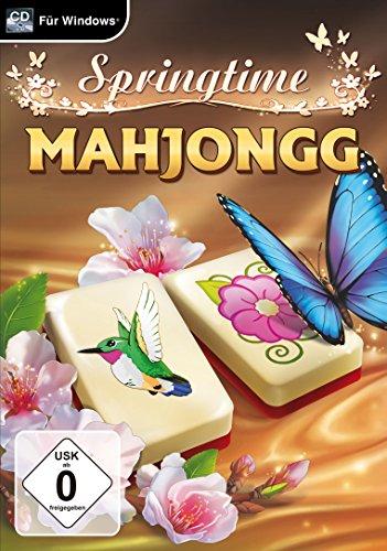 Springtime Mahjongg [PC]