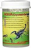 Gel de Agua Lucky Reptile Aqua Crystals de 400 ml para arañas de pájaros, escorpios, comederos, etc.
