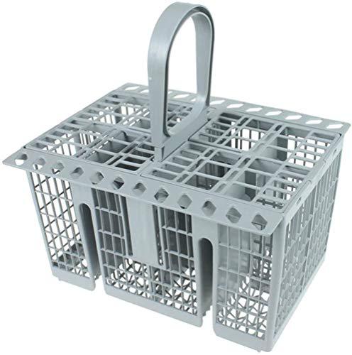 Spares2go - Cestino per posate, manico e coperchio per lavastoviglie Ariston