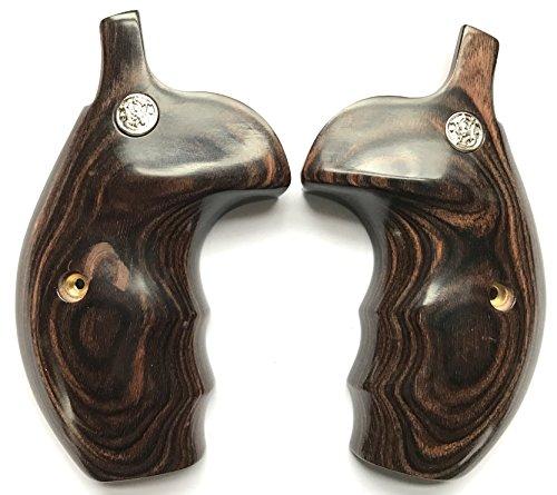 Gun Grip Supply Smith & Wesson S&W K/L/X Frame Grips Walnut