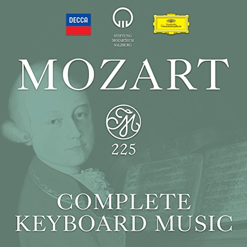 Mozart: Piano Sonata No. 14 in C Minor, K. 457 - I. Molto allegro (2000 Recording)