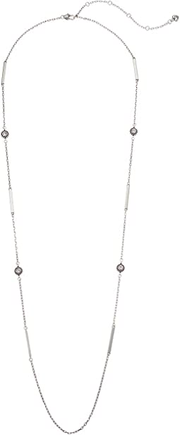 Twinkle Bar Long Necklace