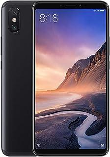 Xiaomi mi max 3 RAM 4GB + ROM 64GB 5500mAhの超大容量バッテリー MIUI9.5 SIMフリースマートフォン 本体 (グローバル版/日本語対応・Googleアプリ対応) ブラック