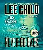 Never Go Back - A Jack Reacher Novel - Random House Audio - 26/08/2014