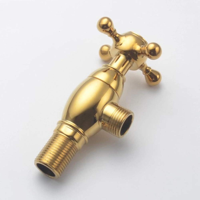 Txyang Titan Messing Badezimmer Küche Badezimmer Europisches Eckventil Spiralabsperrventil Mit Dekorativer Abdeckung