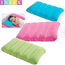 Intex Inflatable Pillows, 43x28x9cm (Assorted)