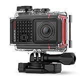 Garmin VIRB Ultra 30 Action Camera GPS, Compatta, Wi-Fi, con Sensori e Rilevazioni G-Metrix, Nero