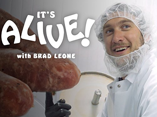 How To Make Sausage with Brad Comedy Drink Food Interests Special TV